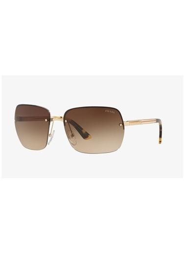 Prada Prada 0PR 63VS Kadın Güneş Gözlüğü Renksiz